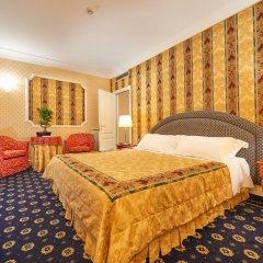 Grand Hotel Adriatico 4* Люкс с различными типами кроватей фото 2