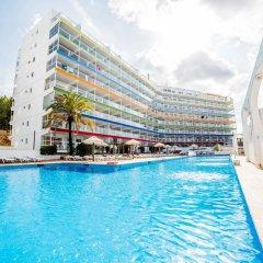 Отель Pierre & Vacances Mallorca Deya бассейн