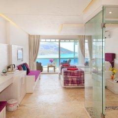 Asfiya Sea View Hotel 2* Стандартный номер с различными типами кроватей фото 10