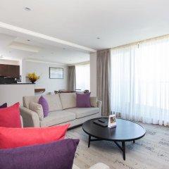 Отель Sanctum International Serviced Apartments Великобритания, Лондон - отзывы, цены и фото номеров - забронировать отель Sanctum International Serviced Apartments онлайн комната для гостей фото 3