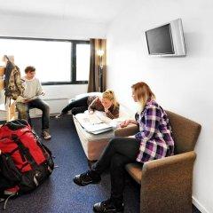 Отель Stavanger Vandrerhjem St Svithun 2* Стандартный номер с различными типами кроватей фото 4