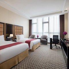 Отель Holiday Inn Beijing Airport Zone комната для гостей фото 3