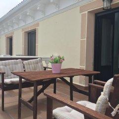 Отель Puerta del Agua Саэлисес балкон