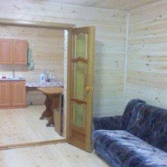 Гостиница Дубрава Коттедж с различными типами кроватей фото 10