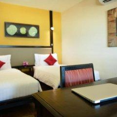 Отель Andaman White Beach Resort 4* Номер Делюкс с двуспальной кроватью фото 24