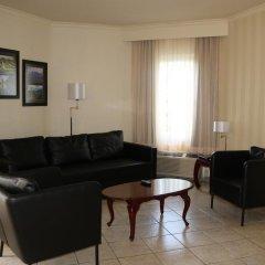 Copantl Hotel & Convention Center 3* Люкс с различными типами кроватей фото 4