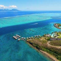 Отель InterContinental Resort Tahiti 4* Бунгало с различными типами кроватей