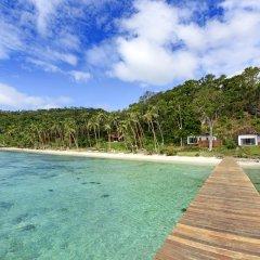 Отель The Remote Resort, Fiji Islands 4* Вилла с различными типами кроватей фото 7