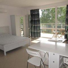 Отель Aparthotel Cote D'Azure 3* Студия Эконом с различными типами кроватей фото 15