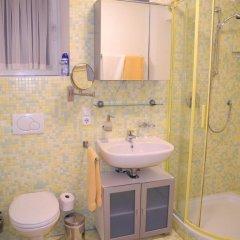 Отель Appartements Steingasse Австрия, Зальцбург - отзывы, цены и фото номеров - забронировать отель Appartements Steingasse онлайн ванная фото 2