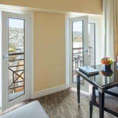 Отель Sofitel Los Angeles at Beverly Hills 4* Люкс с двуспальной кроватью фото 3