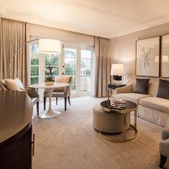 Отель Four Seasons Los Angeles at Beverly Hills 5* Люкс Premier с различными типами кроватей фото 6