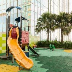 Отель Somerset Vista Ho Chi Minh City спортивное сооружение