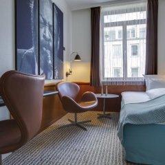 Best Western Plus Hotel City Copenhagen 4* Стандартный номер с двуспальной кроватью фото 2