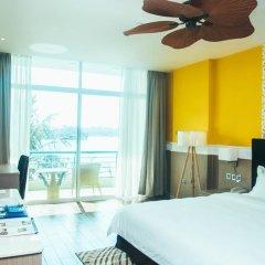 The Hanoi Club Hotel & Lake Palais Residences комната для гостей фото 7