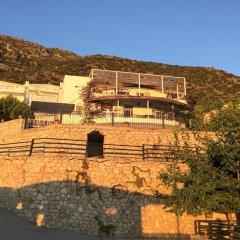 Отель Paradise Villas пляж