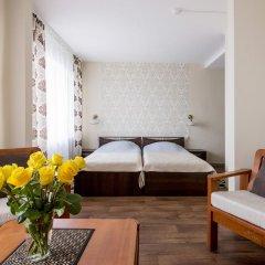 Hotel Mezaparks 3* Стандартный номер с 2 отдельными кроватями фото 13