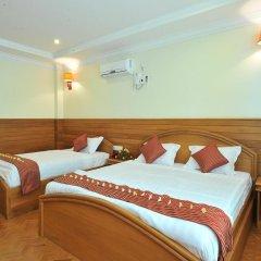 Ayarwaddy River View Hotel 3* Люкс с различными типами кроватей