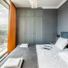 Апартаменты Triton Park Apartments Улучшенные апартаменты с различными типами кроватей фото 5