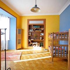 Хостел M42 Кровать в общем номере с двухъярусной кроватью фото 19