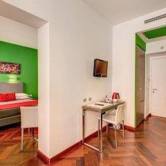 Отель Residenza Borghese 3* Стандартный номер с различными типами кроватей фото 4