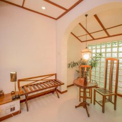 Отель Sigiriya Village 4* Улучшенный коттедж с различными типами кроватей фото 4