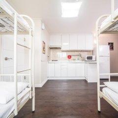 Хостел Itaewon Inn Апартаменты с различными типами кроватей фото 8