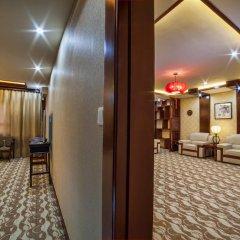 Hotel Shanghai City Представительский люкс с различными типами кроватей фото 3