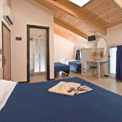 Hotel Fabrizio 3* Стандартный номер с различными типами кроватей фото 8