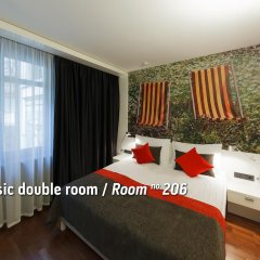 Bohem Art Hotel 4* Стандартный номер фото 2