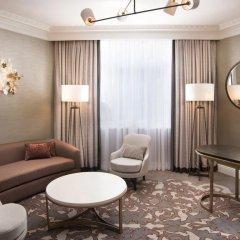 Отель The Westin Palace, Madrid 5* Номер Делюкс с различными типами кроватей фото 8