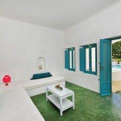 Апартаменты Nissia Apartments Семейный люкс с двуспальной кроватью фото 9
