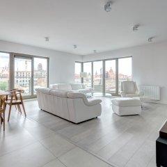 Апартаменты Dom & House - Apartments Waterlane Улучшенные апартаменты с различными типами кроватей фото 25