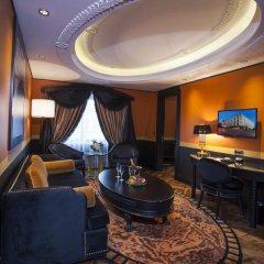 Отель Wyndham Grand Istanbul Kalamis Marina 5* Представительский люкс с различными типами кроватей фото 5