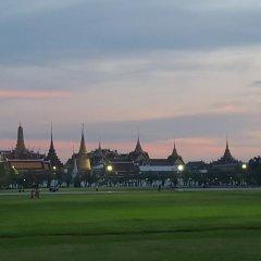 Отель Villa Mungkala Бангкок спортивное сооружение