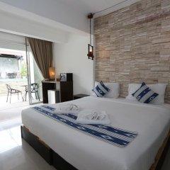Отель The Nest Resort 3* Улучшенный номер двуспальная кровать фото 10