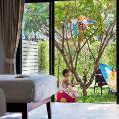 Отель Manathai Koh Samui 4* Стандартный номер с различными типами кроватей фото 8