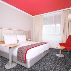 Отель Park Inn by Radisson, Abu Dhabi Yas Island 3* Стандартный номер с различными типами кроватей фото 3