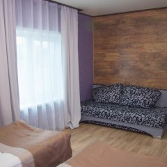 Мини-Отель Каприз Стандартный номер 2 отдельные кровати