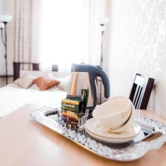 Апарт-Отель Резиденция на Морской Стандартный номер с 2 отдельными кроватями фото 4