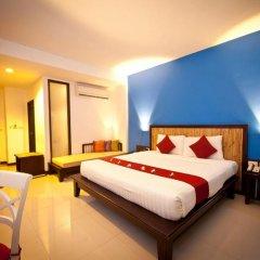 Отель Railay Princess Resort & Spa 3* Улучшенный номер с различными типами кроватей фото 8