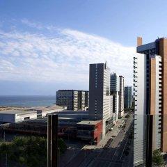 Hotel SB Diagonal Zero Barcelona 4* Представительский номер с различными типами кроватей фото 6