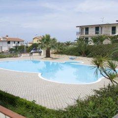 Отель Parco Meridiana Италия, Скалея - отзывы, цены и фото номеров - забронировать отель Parco Meridiana онлайн бассейн фото 3