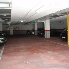 Отель Descanso Termal парковка