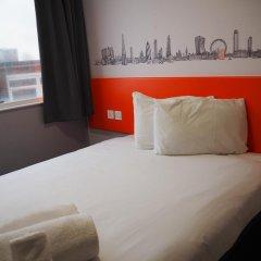 Отель easyHotel London Croydon Великобритания, Лондон - отзывы, цены и фото номеров - забронировать отель easyHotel London Croydon онлайн комната для гостей