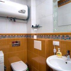 Гостиница BestKievApartment на Площади Независимости ванная