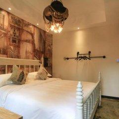 Отель Xihu Congcongnanian Boutique Inn комната для гостей фото 2