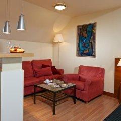 Art Hotel Prague 4* Полулюкс с различными типами кроватей фото 3