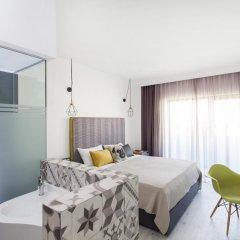 Blue Bottle Boutique Hotel 3* Номер Делюкс с различными типами кроватей фото 9