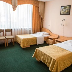 Гостиница Городки Номер с общей ванной комнатой с различными типами кроватей (общая ванная комната) фото 10